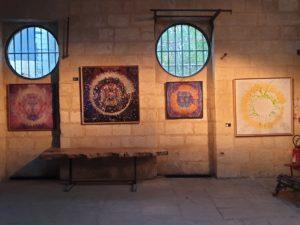 Expo tableaux Thomas Pinpin