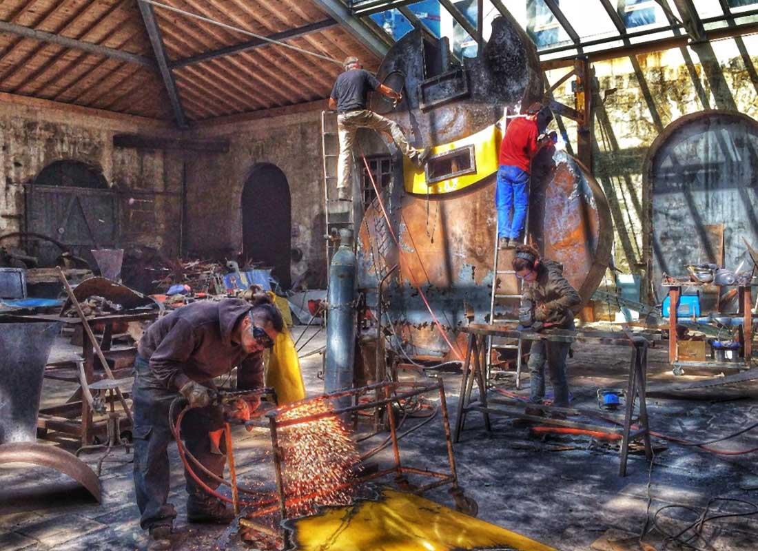 atelier artistes